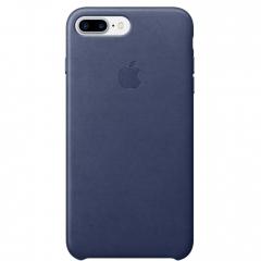 Apple iPhone 7 Plus Leather Case - Midnight Blue (MMYG2)