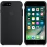 Apple iPhone 7 Plus Silicone Case - Black (MMQR2)