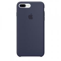 Apple iPhone 7 Plus Silicone Case - Midnight Blue (MMQU2)