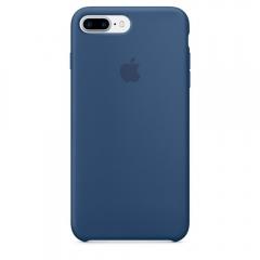 Apple iPhone 7 Plus Silicone Case - Ocean Blue (MMQX2)