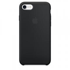Apple iPhone 7 Silicone Case - Black (MMW82)