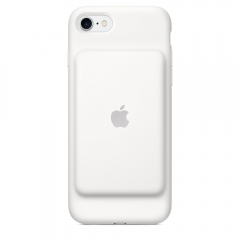 Apple iPhone 7 Smart Battery Case - White (MN012)