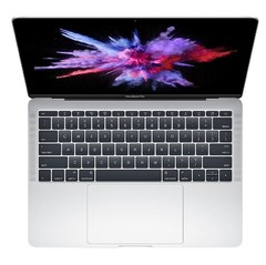 "Apple MacBook Pro 13"" Silver (Z0UJ00031) 2017"