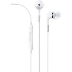Apple In-Ear Headphones with Remote and Mic (ME186)