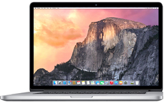 "Apple MacBook Pro 15"" with Retina display 2015  (Z0RG0001)"