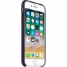 Apple iPhone 8 / 7 Leather Case - Dark Aubergine (MQHD2)