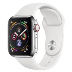 Apple Watch Series 4 GPS + LTE 40mm Steel w. Milanese l. Steel (MTUL2, MTVJ2)