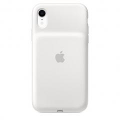Apple iPhone XR Smart Battery Case - White (MU7N2)