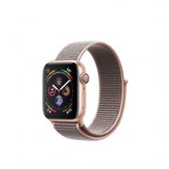 Apple Watch Series 4 GPS 40mm Gold Alum. w. Pink Sand Sport l. Gold Alum. (MU692)