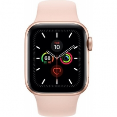 Apple Watch Series 5 LTE 40mm Gold Aluminum w. Pink Sand b.- Gold Aluminum (MWWP2)