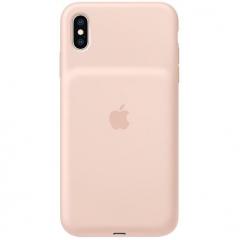 Apple iPhone XS Max Smart Battery Case - Pink Sand (MVQQ2)