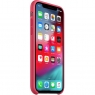 Apple iPhone XS Silicone Case - Hibiscus (MUJT2)