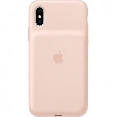 Apple iPhone XS Smart Battery Case - Pink Sand (MVQP2)