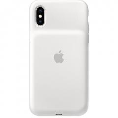 Apple iPhone XS Smart Battery Case - White (MRXL2)