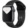 Apple Watch Nike Series 5 GPS 40mm Space Gray Aluminum w. Space Gray Aluminum (MX3T2)