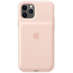 Apple iPhone 11 Pro Smart Battery Case - Pink Sand (MWVN2)