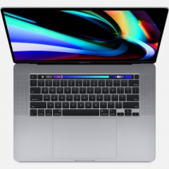 "Apple MacBook Pro 16"" Space Gray 2019 (Z0Y00007S/Z0Y00005D)"