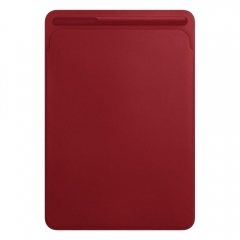 Apple Leather Sleeve for 10.5 iPad Pro - PRODUCT RED (MR5L2)