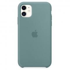 Apple iPhone 11 Silicone Case - Cactus (MXYW2)