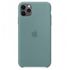 Apple iPhone 11 Pro Max Silicone Case - Cactus (MY1G2)