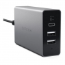 Satechi USB-C 40W Travel Charger Space Gray (ST-ACCAM)