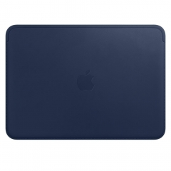 "Apple Leather Sleeve for 12"" MacBook - Midnight Blue (MQG02)"
