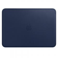 "Apple Leather Sleeve for 12"" MacBook - Midnight Blue (MQG02)"
