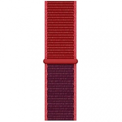Apple Sport Loop PRODUCT RED 40mm/38mm (MXHV2)