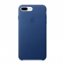 Apple iPhone 7 Plus Leather Case - Sapphire (MPTF2)