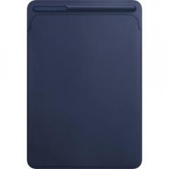 Apple Leather Sleeve for 10.5 iPad Pro - Midnight Blue (MPU22)