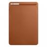 Apple Leather Sleeve for 10.5 iPad Pro - Saddle Brown (MPU12)