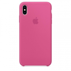Apple iPhone XS Max Silicone Case - Dragon Fruit (MW972)