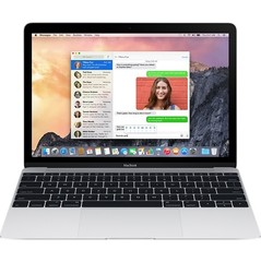 "Apple MacBook 12"" Silver (MLHC2) 2016"