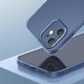 Baseus Simplicity Series for Apple iPhone 12 Mini (Transparent) (ARAPIPH54N-02)