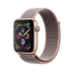 Apple Watch Series 4 GPS 44mm Gold Alum. w. Pink Sand Sport l. Gold Alum. (MU6G2)
