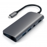 Satechi Aluminum Type-C Multimedia Adapter