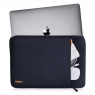 Tomtoc 360° Protective Laptop Sleeve for 13 - 13.5 inch MacBook Air | MacBook Pro Retina