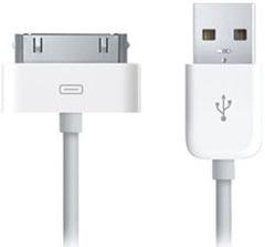 Apple USB 2.0 кабель Dock Connector (MA591)