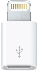 Apple Адаптер Lightning to Micro USB MD820