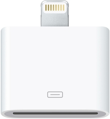 Apple Переходник Lightning to 30-pin Adapter MD823