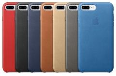 iPhone 8 Plus Leather Case
