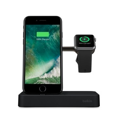 Док-станция Belkin Valet Charge Dock for Apple Watch + iPhone