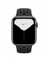 Apple Watch Nike Series 5 GPS 44mm Space Gray Aluminum w. Space Gray Aluminum (MX3W2)