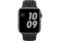 Apple Watch Nike Series 6 GPS + Cellular 40mm Space Gray Alu Case w. Anthracite/Black Sport B. (M06L3/M07E3)