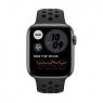Apple Watch Nike Series 6 GPS + Cellular 44mm Space Gray Alu Case w. Anthracite/Black Sport B. (MG2J3/M09Y3)