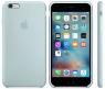 Apple iPhone 6S Plus Silicone Case Turquoise  (MLD12)