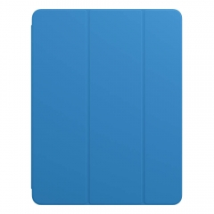 "Apple Smart Folio for iPad Pro 12.9"" 4th Gen. - Surf Blue (MXTD2)"