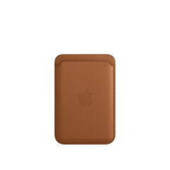 Apple iPhone Leather Wallet with MagSafe