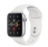 Apple Watch 5 40mm Silver/White (MWV62)
