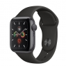 Apple Watch 5 40mm Space/Black (MWV82)